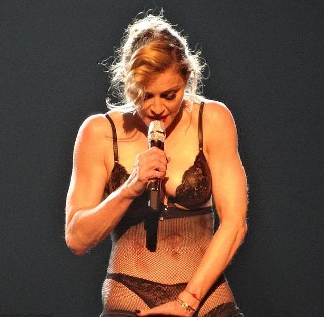 El show más inapropiado de Madonna para apoyar a Malala Yousafzai