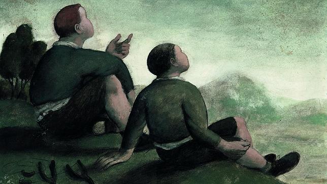 Miguel Delibes y sus niños «ilustrados»