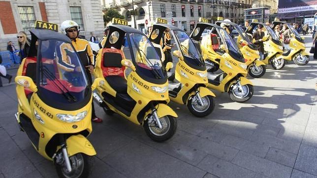 La guerra se desata entre el sector del taxi y las nuevas Mototaxi