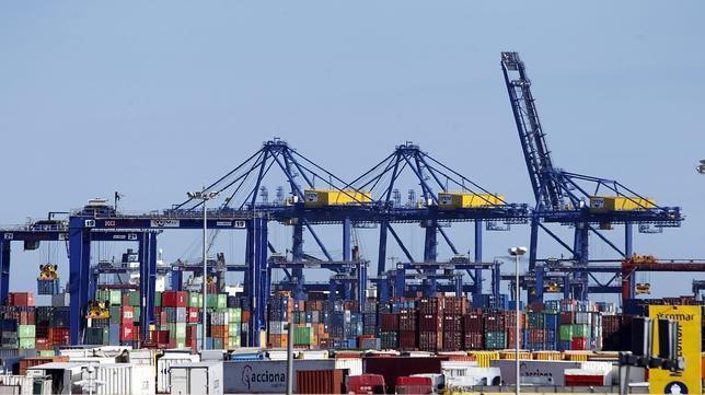 La mafia china utiliz el puerto de valencia como base de - Laydown puerto valencia ...