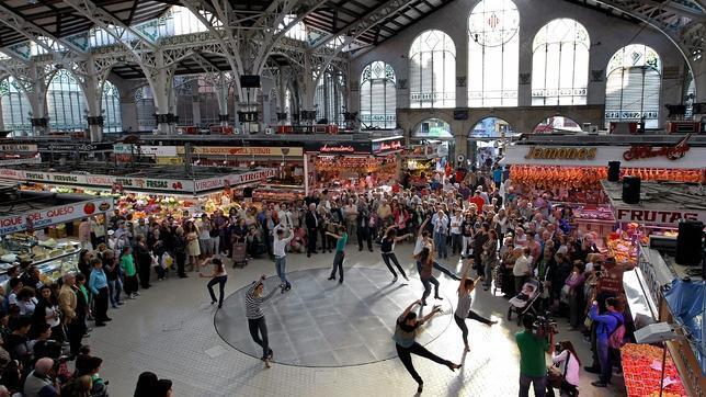 Mercado central de Valencia - ABC.es