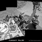 Así es la «Tierra prometida» en Marte