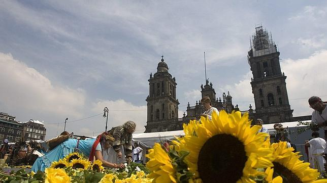 Postales mexicanas de un turista armado de libros