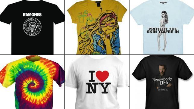 b1eeb03f1 Camisetas  imprescindibles