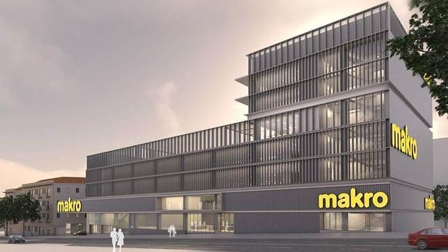 Makro llega al centro de madrid - Paseo imperial madrid ...