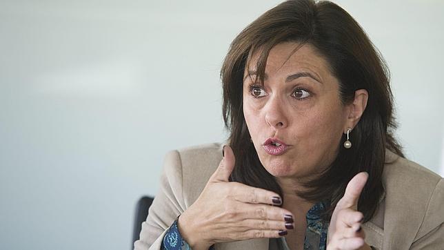 Resultado de imagen de Rosa García, presidenta de Siemens España