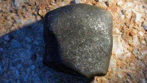 Resultado de imagen de meteorito villalbeto