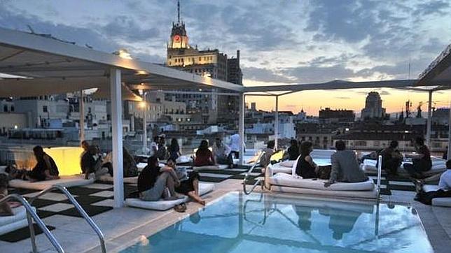 El Ayuntamiento Cierra La Terraza Del Hotel Room Mate Abc Es