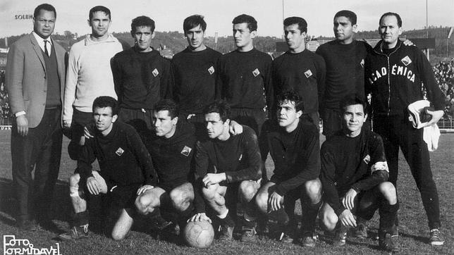 Académica, la Universidad del fútbol