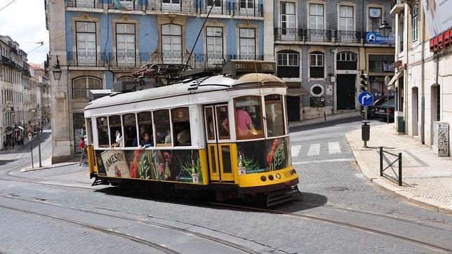 Los tranv as son un atractivo de lisboa que no hay que perderse - Que hay en portugal ...