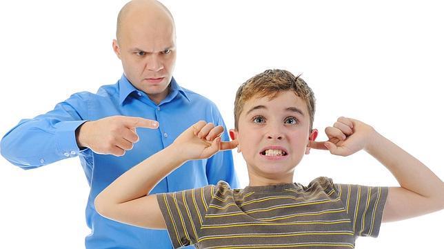 Cómo evitar descargar el mal humor sobre nuestros hijos