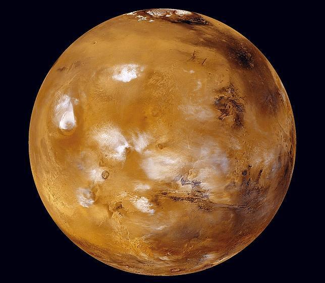 Empieza la carrera para encontrar ADN en Marte