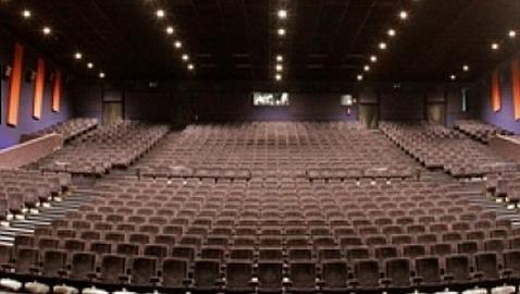 Arquitectura y construccion las 10 salas de cine m s for Sala 25 kinepolis madrid