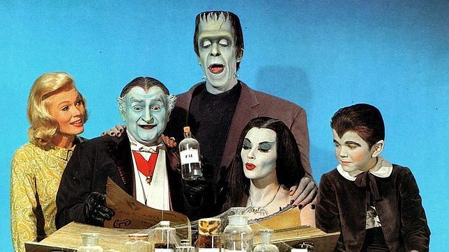 La familia Monster, los Addams y el terror bufo antes de «Hotel ...