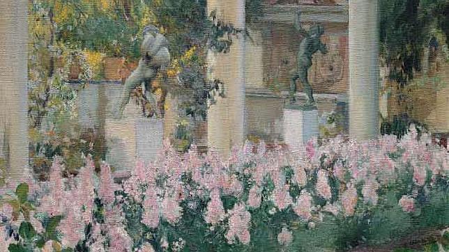 Sorolla y sus jardines - Casa de sorolla en madrid ...