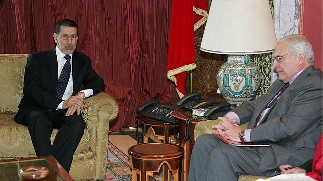 Mohamed VI recibe al enviado de la ONU para el Sahara al que intentó vetar