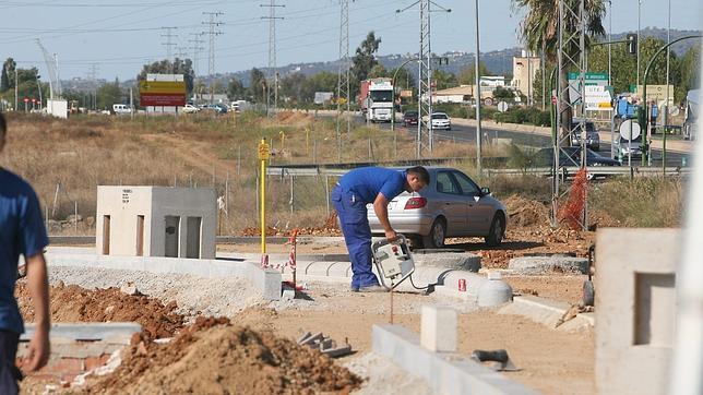 El sector de la construcción de viviendas no levanta cabeza en España