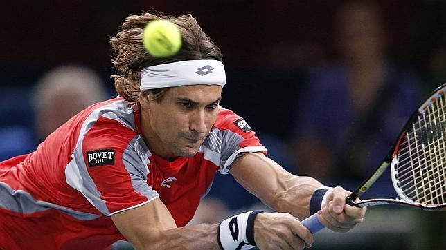Ferrer, en semifinales del Masters de París