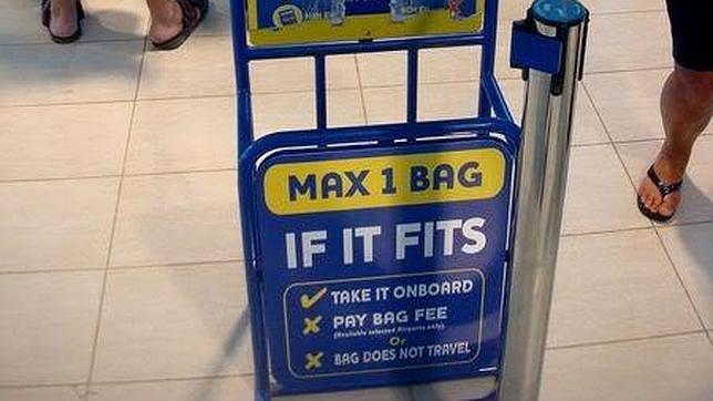 fecha de lanzamiento mejor lugar calidad de marca Recomendaciones y trucos para los «equipajes de mano» de Ryanair