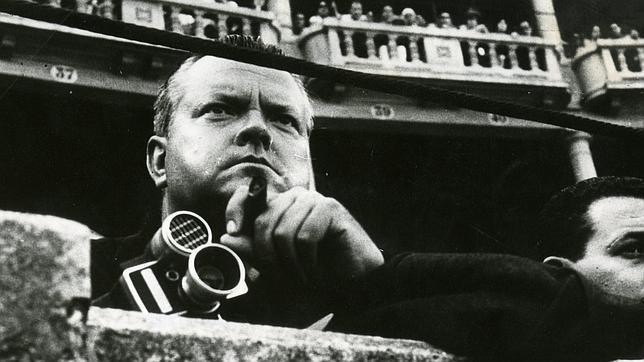 El día que Orson Welles se comió una paella en la plaza de toros de Valencia