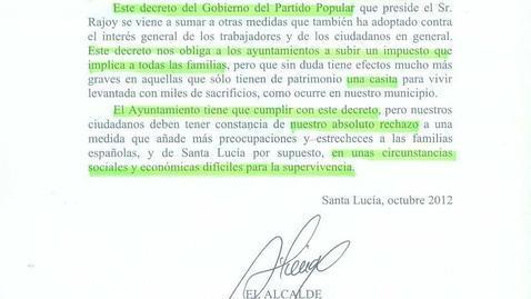 NNGG insta a Silverio Matos a pedir disculpas por enviar cartas de ...