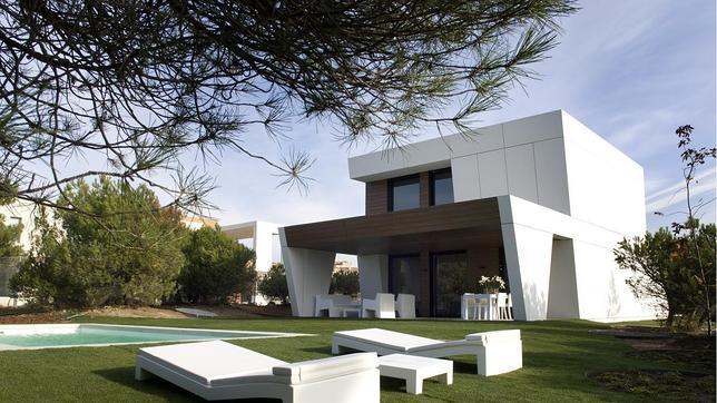 C mo construir una vivienda de lujo de 160 metros for Viviendas lujo madrid