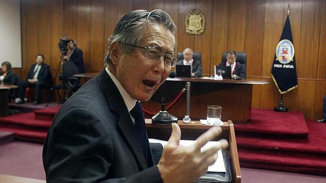 La prisión de lujo de Fujimori tiene inodoro con calefacción