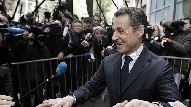 Crece la nostalgia política de Nicolas Sarkozy
