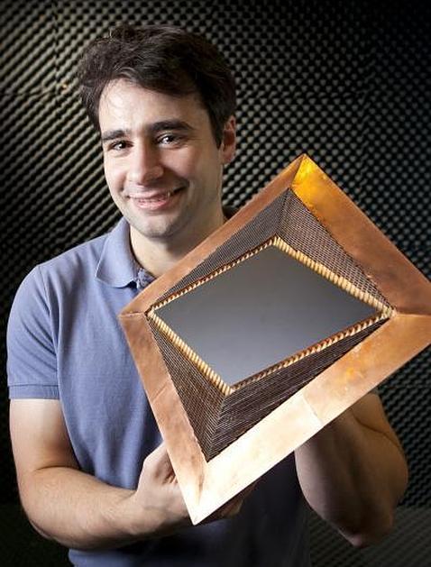 Una capa de invisibilidad (casi) perfecta