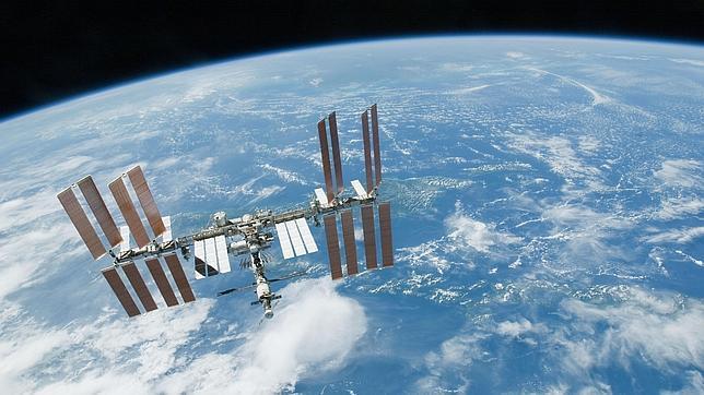 ¿Quieres ver cómo la estación espacial pasa sobre tu casa?