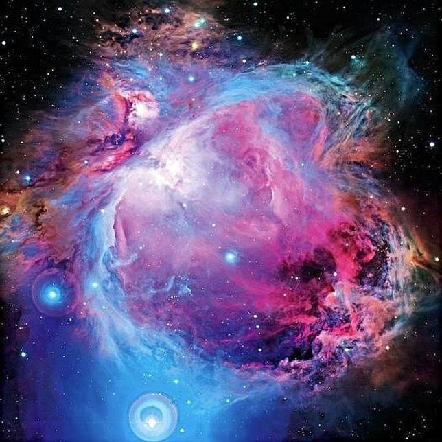 Descubren un cúmulo «camuflado» entre la Tierra y Orión