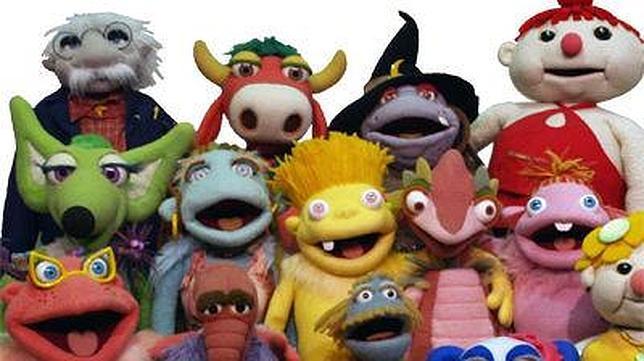 los muñecos de la tele en el teatro circo price abc es