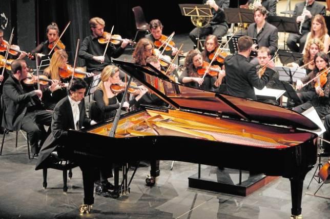 Concierto de la Filarmónica y Pablo Amorós