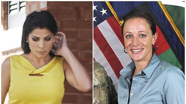 Las dos amigas de Petraeus visitaron varias veces la Casa Blanca