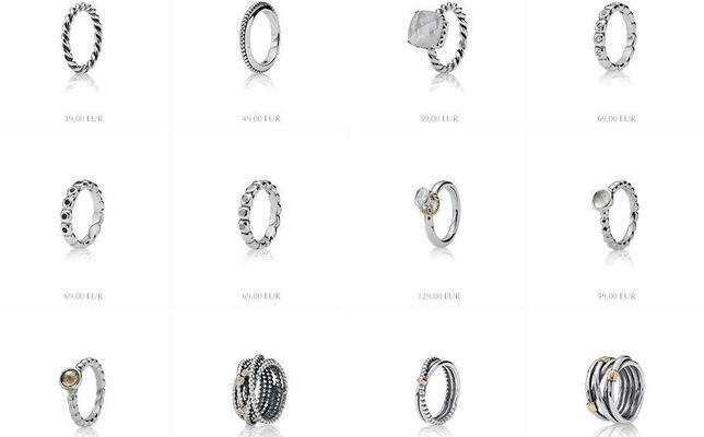anillos de pandora 2015
