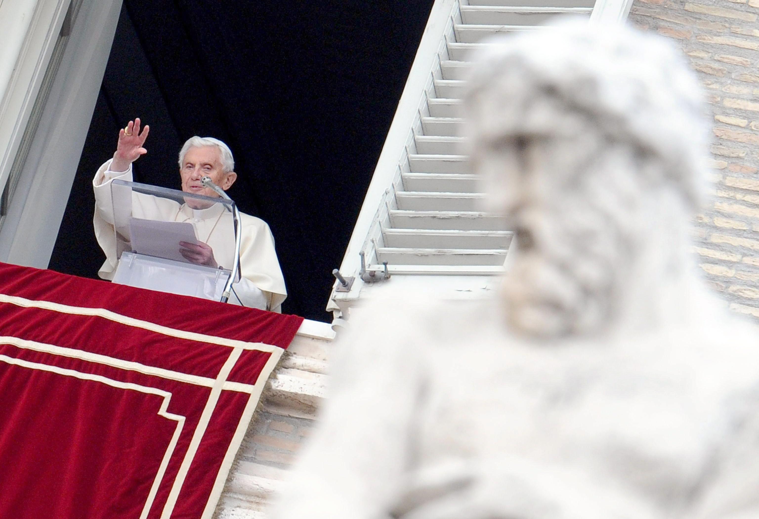 El Papa culmina la trilogía de «Jesús de Nazaret» con un canto al amor humilde