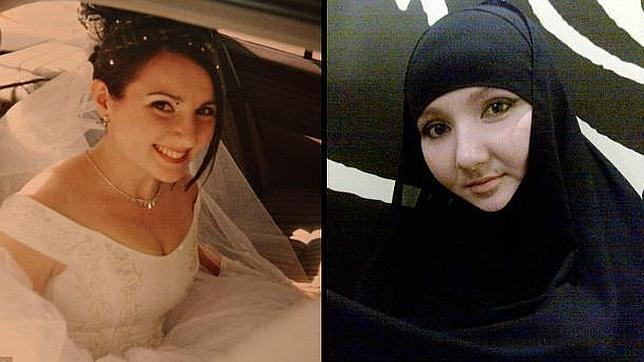 Del traje de novia al vestido suicida: la historia de la rusa Aminat Kurbanova