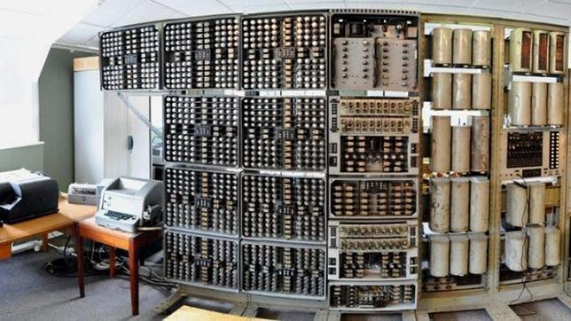 El primer ordenador digital del mundo vuelve a encenderse
