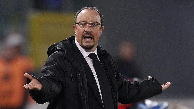 Rafa Benitez nuevo entrenador del Chelsa QF15X7R1--644x362