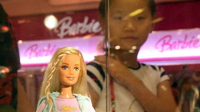 China no quiere a la Barbie