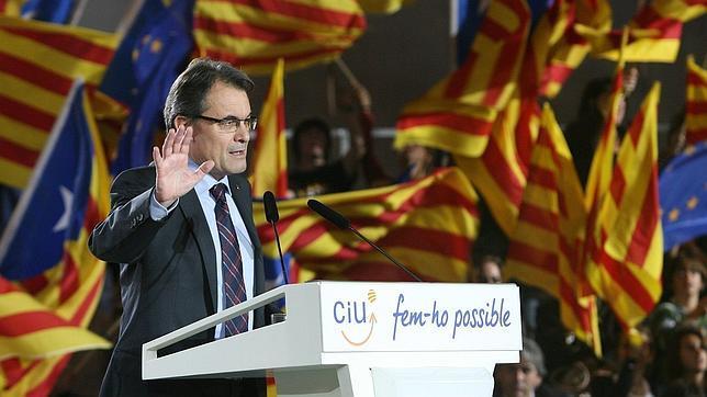 [LR] Artur Mas: Madrid está a 600 km y Barcelona está a 50km Artur-mas-efe-2211--644x362