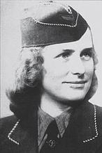 Guardianas nazis: arcángeles del terror