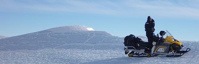 Una expedición buscará restos de la Luna en la Antártida