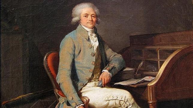 Javier García Sánchez salva a Robespierre