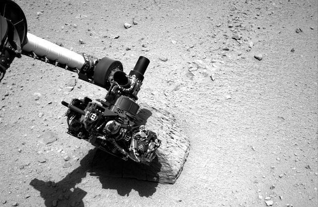 Marte y otros candidatos para la vida