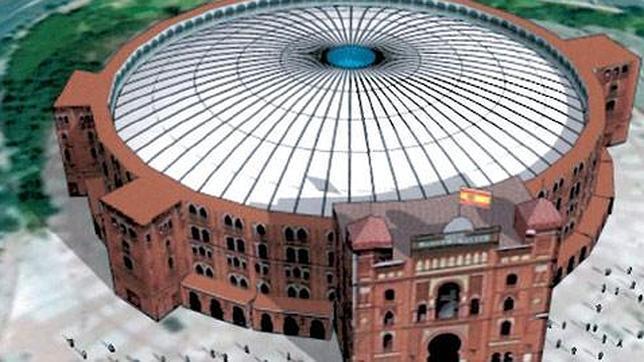 Gonz lez presenta el proyecto para cubrir la plaza de las - Proyecto el invierno ...
