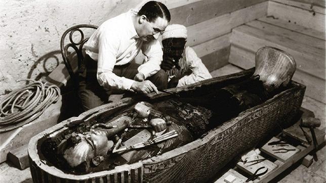 Viaje al corazón del mito de Tutankhamon