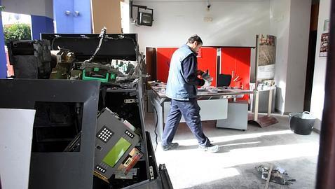 Revientan un cajero de espa a duero y se llevan euros - Oficina virtual caja espana duero ...
