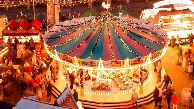 Los diez mejores mercadillos de Navidad en Europa