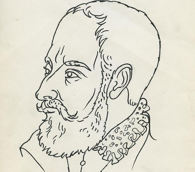 Francisco de Aldana: el guerrero poeta de los Tercios que murió en tierra del Moro